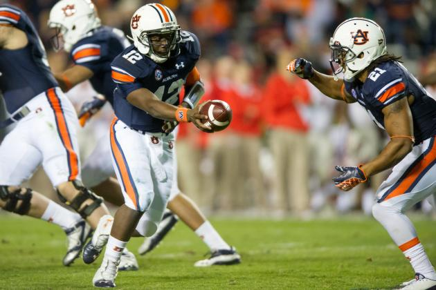 Auburn Football: Spring Practice Position Battles Tracker