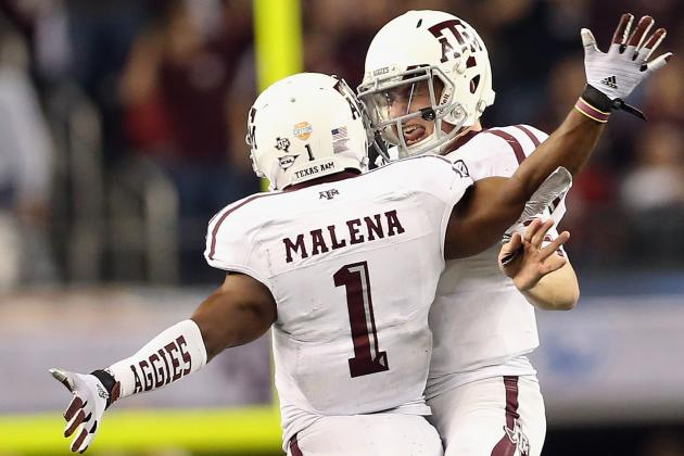Texas A&M Football: Week 3 Spring Practice Stock Reports