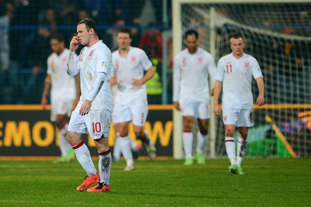 Montenegro vs. England: 5 Things We Learned from World Cup Qualifier