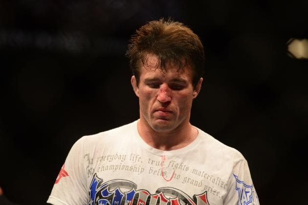 MMA: 10 Fighters Who Could Be Great Were It Not for 1 Flaw