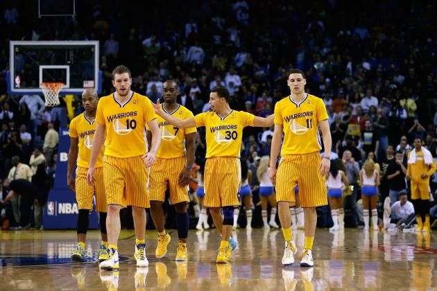 Golden State Warriors' 5 Best Moments of the Season So Far