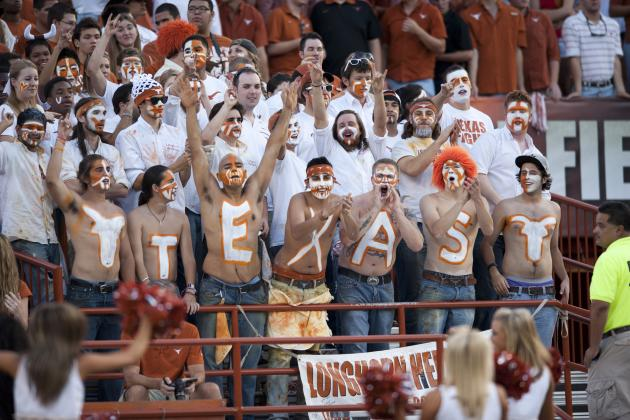 Texas Football: 7 Ways You Know You're a Texas Longhorns Fan