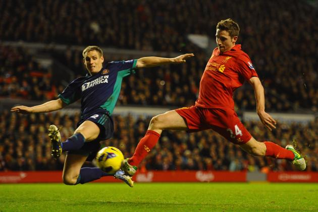 3 Reasons Why Joe Allen Has Been Liverpool's Most Uninspiring Player This Season