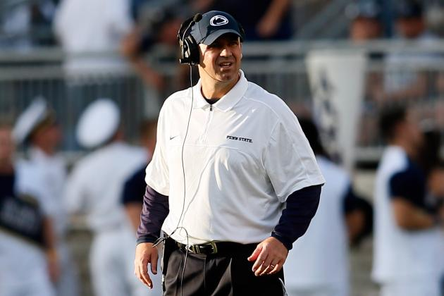 Penn State Football: Week 2 Spring Practice Stock Report