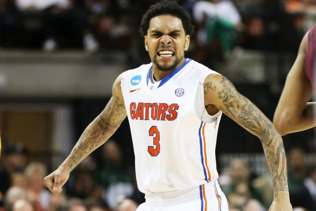 Florida vs. Florida Gulf Coast: 5 Keys for Gators to Win Sweet 16 Showdown