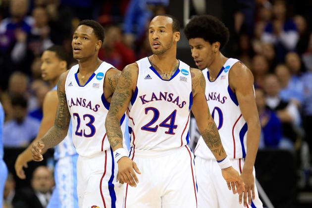 Kansas Basketball: Jayhawks' Easiest Road to Winning the 2013 NCAA Title