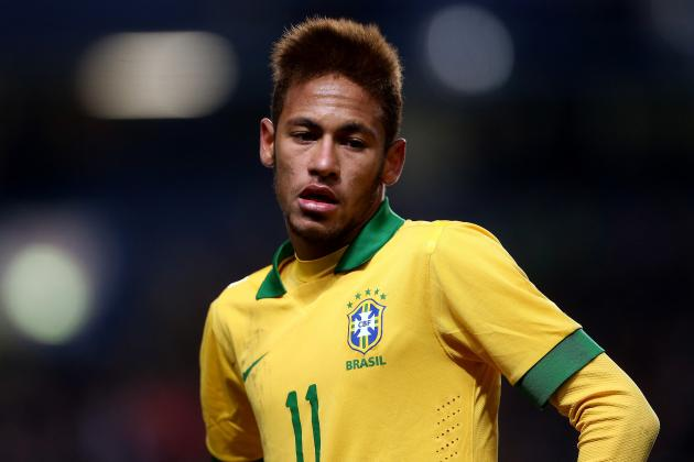 Odds on Where Neymar Ends Up in the Summer Transfer Window