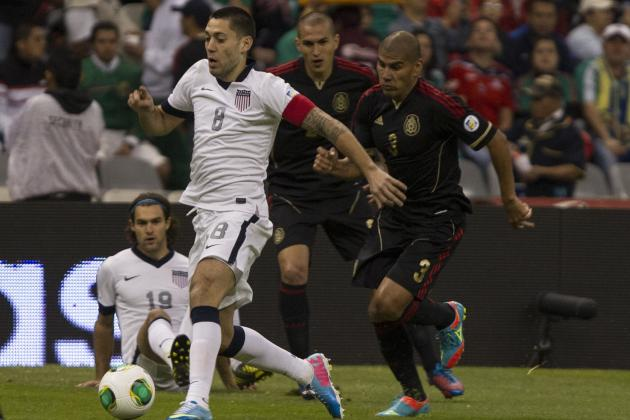 Winners and Losers from Mexico 0-0 United States