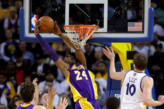 Highlight-Reel Plays That Make Us Believe Kobe Bryant's Still in His Prime
