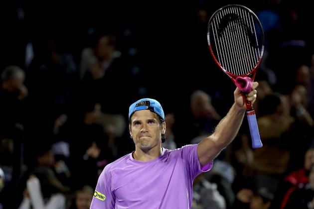 Tennis: Tommy Haas and His Top 10 Upsets