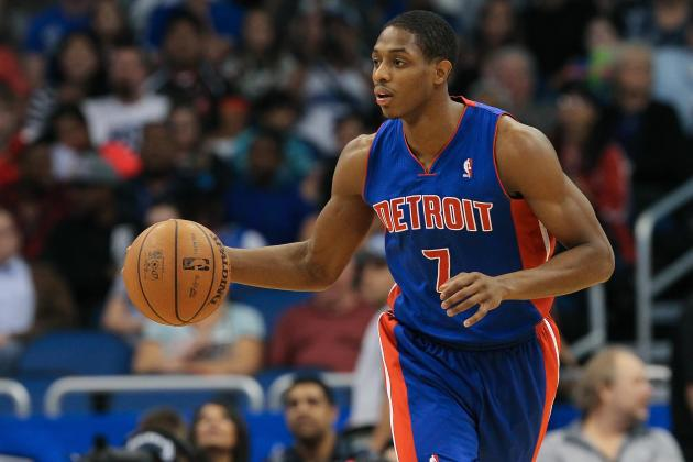 4 Reasons Brandon Knight Is the Answer at Point Guard for the Detroit Pistons