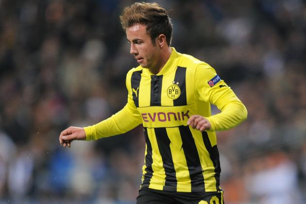 Mario Gotze: Why Germany Star Is Transfer Target for Major European Clubs