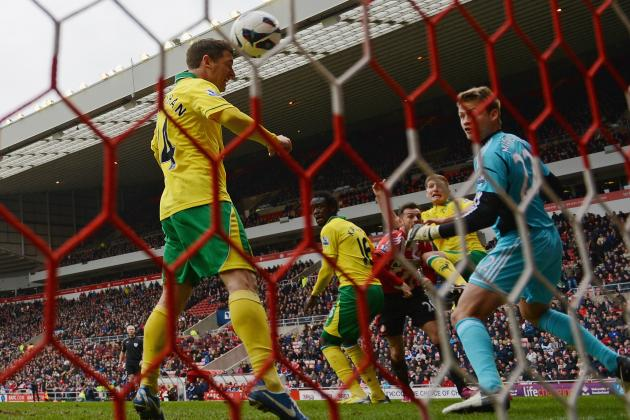 Norwich City: Best- and Worst-Case Scenarios for the Rest of the Season