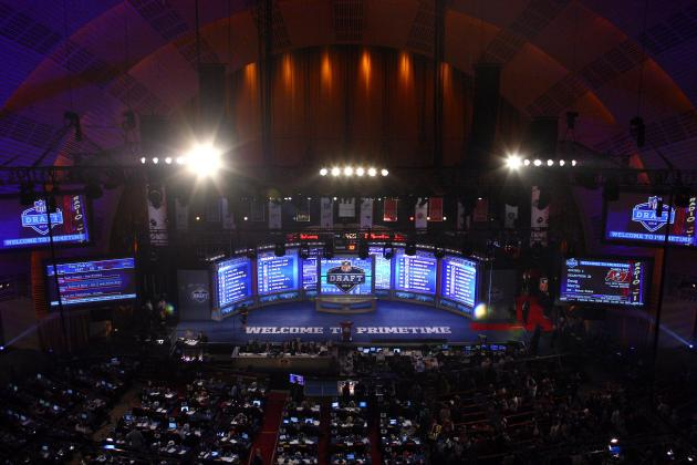 Who Are the Experts Predicting to Saints in the First Round of the NFL Draft?