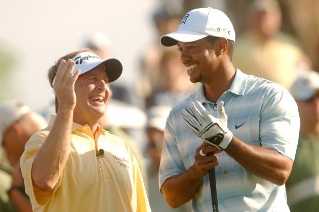 B/R Exclusive: Fred Funk Dishes on Tiger Woods, Rory McIlroy and the Masters