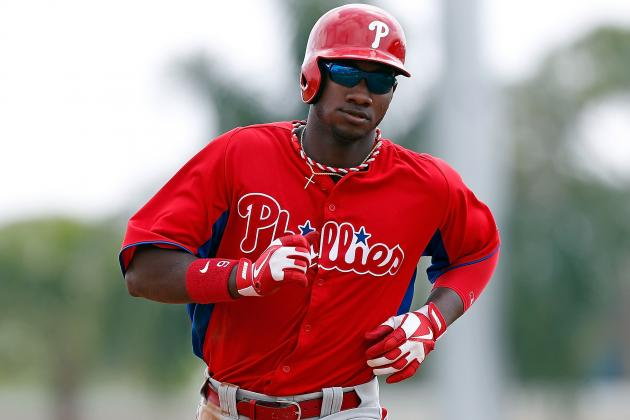 Predicting Boom or Bust for All 25 Phillies Players Entering Opening Day