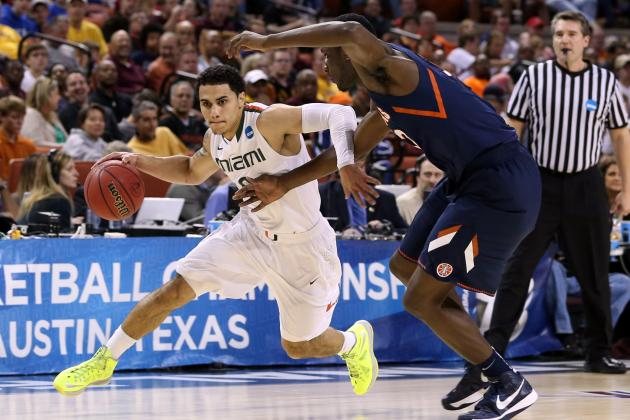 NCAA Tournament Picks: Marquette Golden Eagles vs. Miami Hurricanes