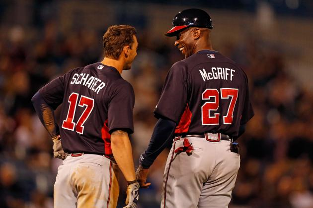 Grading Final Roster Selections for Atlanta Braves