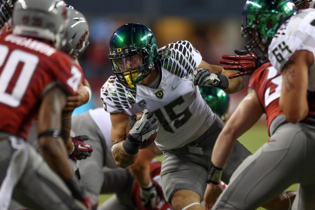 Oregon Football: How Mark Helfrich Can Get the Most out of Colt Lyerla