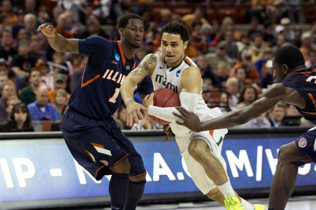 Top Players to Watch on Day 7 of the NCAA Tournament