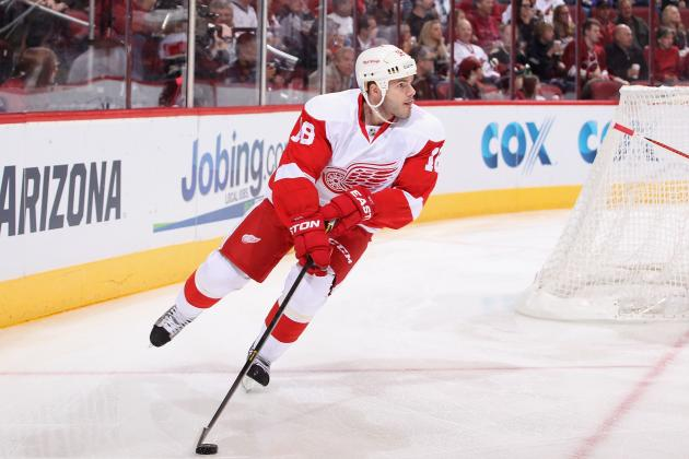 Red Wings: 5 Questions Concerning the Trade Deadline