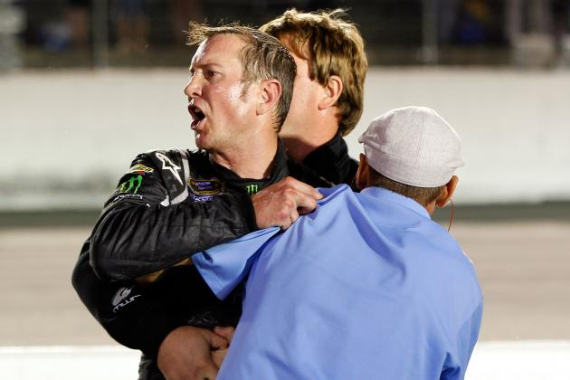 10 NASCAR Drivers That We'd Like to See Step into the Ring