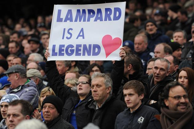 Frank Lampard's 10 Greatest Moments at Chelsea