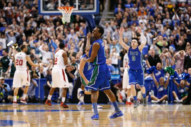Florida Basketball: Blueprint to End Florida Gulf Coast's Cinderella Run