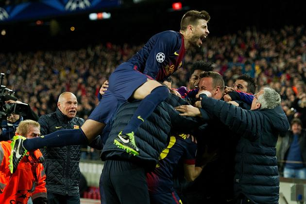 Barcelona's 5 Most Dominant Victories This Season