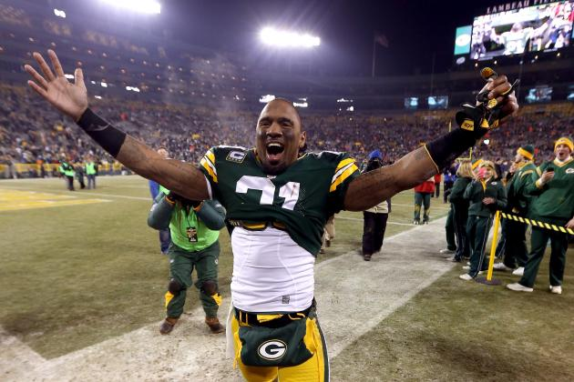 4 Players the Green Bay Packers Will Miss the Most in 2013