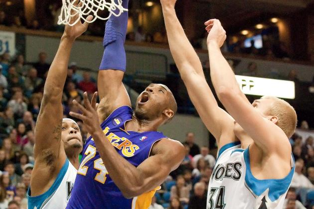 L.A. Lakers vs. Minnesota Timberwolves: Postgame Grades and Analysis for L.A.