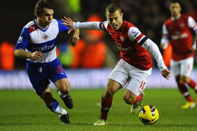 Arsenal vs. Reading: 4 Key Battles to Watch