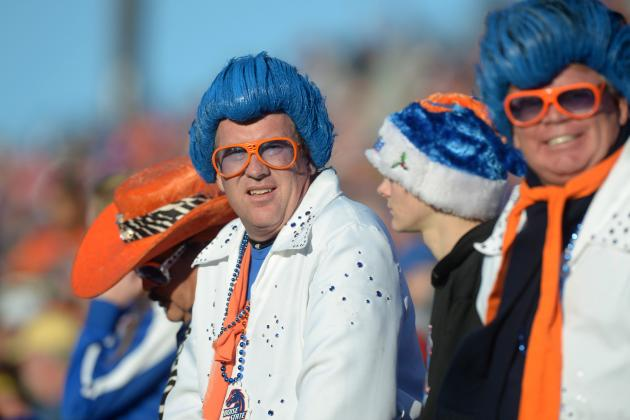 5 Ways You Know You're a Boise State Fan