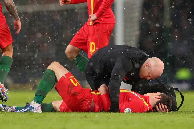 World Football Injury Tracker: Week of March 25 Report