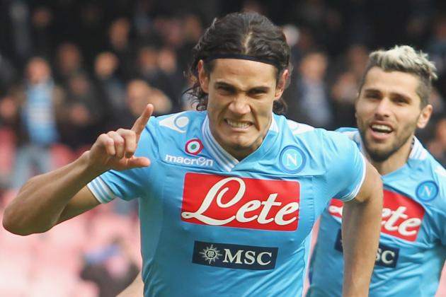 World Football Gossip Roundup: Edinson Cavani, Leandro Damiao, Yaya Toure