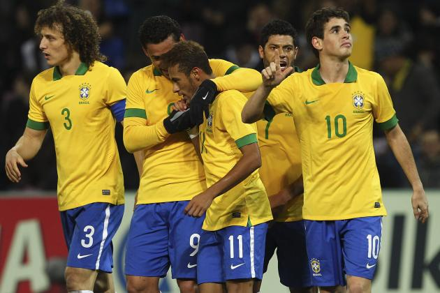 10 Early Predictions for World Cup 2014 in Brazil