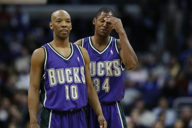 Ranking the 5 Best Milwaukee Bucks Jerseys