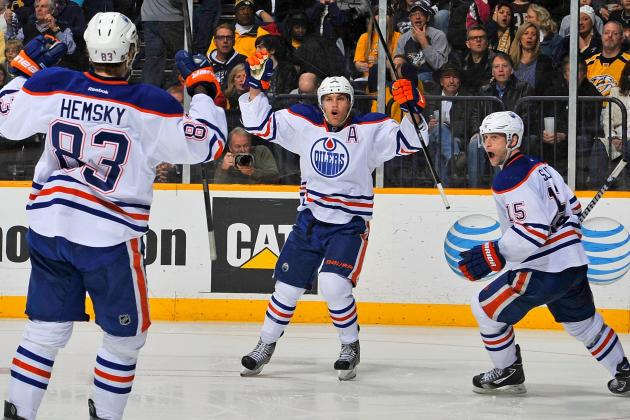 NHL Trade Deadline Primer for the Edmonton Oilers