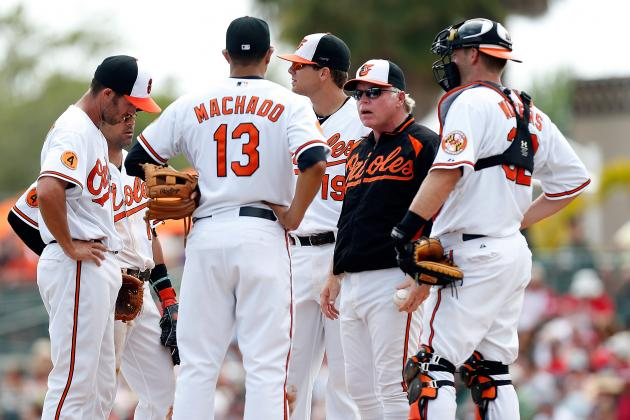 Baltimore Orioles: 4 Things We Learned About the O's During Spring Training