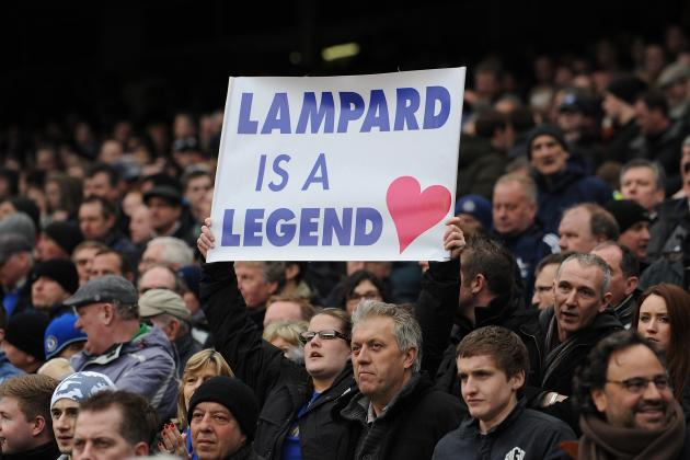 Where Does Frank Lampard Rank Amongst Chelsea's All-Time Legends?