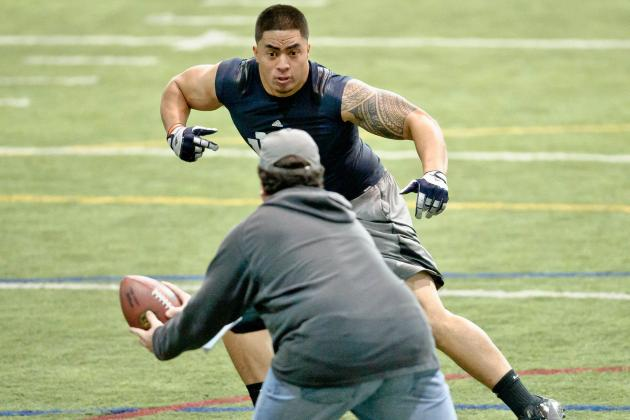 The Biggest Takeaways from 2013 Pro Day Workouts