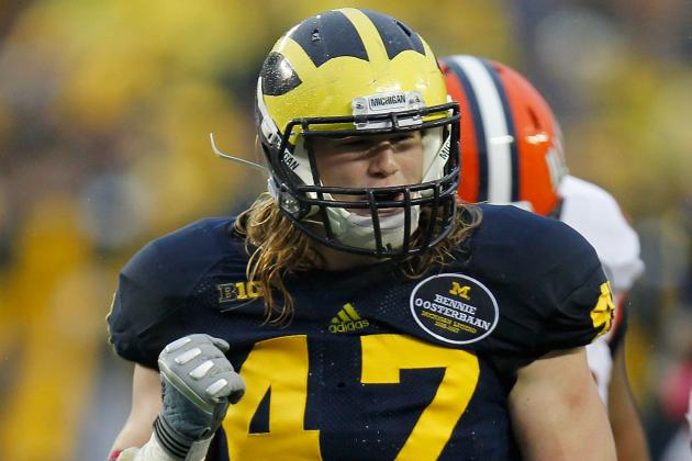 Michigan Football: A Look at the LB Core Without Jake Ryan