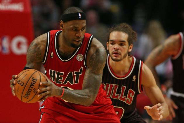NBA Awards Odds: Picking Every Major Favorite in Final Month of 2012-13 Season