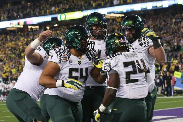 Oregon Football: Spring Practice Position Battles Tracker