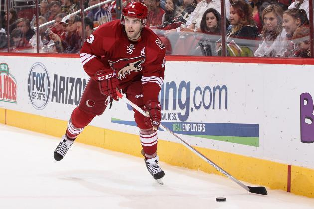 NHL Trade Rumors: Latest Reports on Yandle, Regehr, Nielsen and Clowe