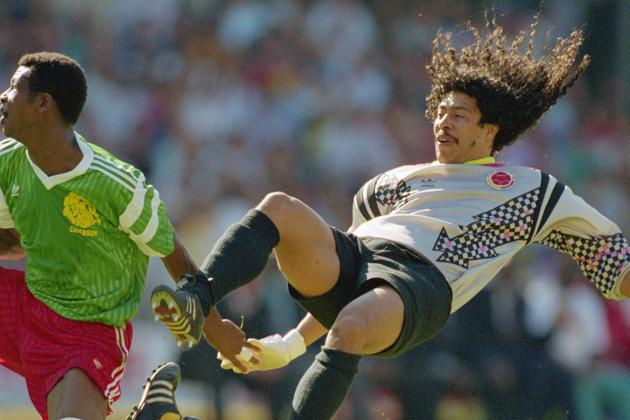 Panenka, Higuita and World Football's Other One-Hit Wonders