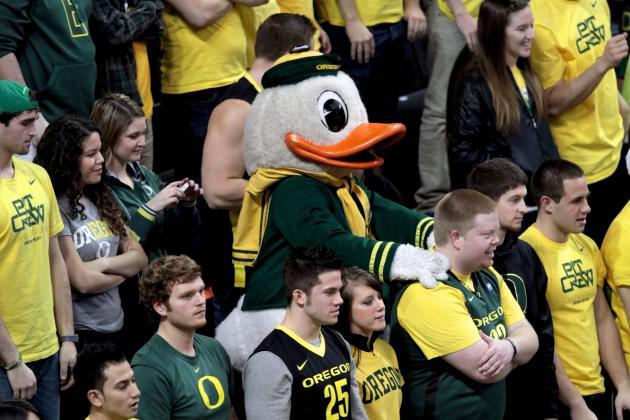 13 Ways You Know You're an Oregon Ducks Fan