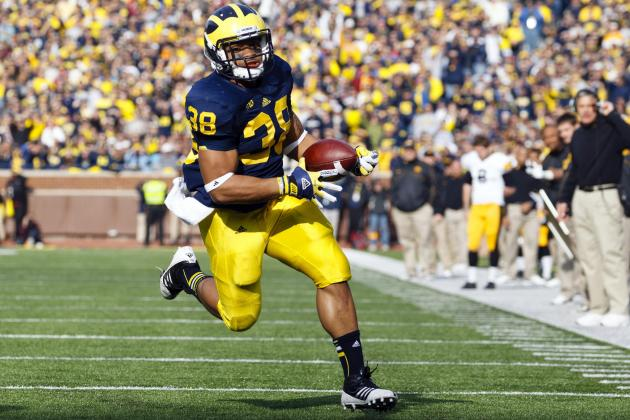 Michigan Football: Week 2 Spring Practice Stock Report
