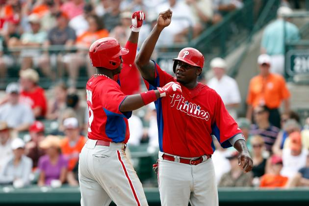 Assembling Philadelphia Phillies' Best Starting Lineup After Spring Training