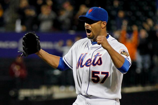 Johan Santana's Best, Worst Moments as New York Mets Ace